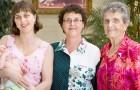 Unterschätzt nicht die Rolle der Großmütter in der Erziehung der Enkelkinder: Sie können fundamental sein