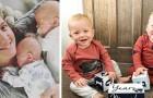 Nascono a distanza di due giorni l'uno dall'altro: la storia di un parto gemellare molto complicato