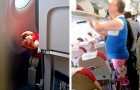 10 Beispiele in denen die Reise im Flugzeug zu einer Erfahrung am Rande der Absurdität geworden ist