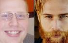 10 personnes qui ont décidé de se laisser pousser la barbe et qui sont maintenant pratiquement méconnaissables