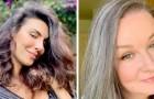 15 donne che hanno deciso di mostrare tutta la bellezza e l'eleganza dei propri capelli grigi