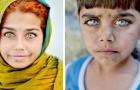 Un fotografo cattura gli occhi penetranti dei bambini della Turchia: così profondi che è difficile reggere lo sguardo