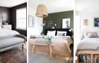 11 idee una più bella dell'altra per arredare con gusto ai piedi del vostro letto