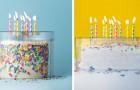 Questi contenitori proteggono le torte di compleanno dai germi sparsi quando il festeggiato soffia sulle candeline