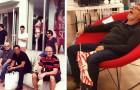 15 photos hilarantes montrent ce que cela signifie pour un homme d'attendre que sa femme ait fini ses courses