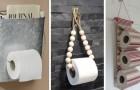 12 progetti fai-da-te semplici ma deliziosi per realizzare porta rotoli di carta igienica per il bagno