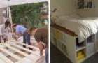 Il metodo semplice e pratico per costruire con le vostre mani un letto contenitore