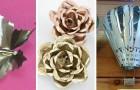 8 proposte originali per riciclare lattine e barattoli di latta e trasformarli in decorazioni fantastiche