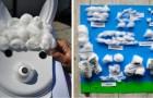 11 adorabili lavoretti per bambini da realizzare con i batuffoli di cotone