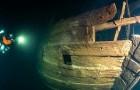 Un team di sommozzatori scopre il relitto di un veliero di 400 anni fa in perfetto stato di conservazione