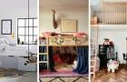 11 combinazioni vincenti per arredare con gusto e praticità le camerette dei più piccoli