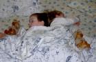 5 buoni motivi per abituare da subito i vostri figli piccoli ad andare a dormire presto ogni giorno