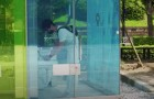 Tokyo: installano dei WC pubblici in