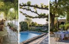 Le dritte più utili e scenografiche per allestire incantevoli giardini in stile provenzale