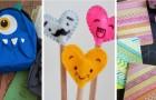Ricomincia la scuola: 7 lavoretti creativi e colorati adatti ai bambini