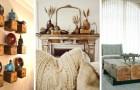 10 merveilleux éléments d'ameublement pour décorer les pièces de la maison dans un style rustique parfait