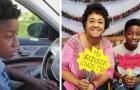 Un ragazzino di 11 anni guida la macchina della nonna che si era sentita male e riesce a portarla in salvo