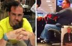 20 urkomische Fotos zeigen einige der verrücktesten Dinge, die während der Wartezeit am Flughafen passieren können