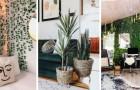 Arredare con le piante finte: 10 fantastiche proposte da cui trarre ispirazione