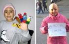 Questa bimba ha sconfitto il cancro dopo 52 sedute di chemioterapia: