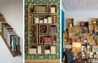 12 progetti creativi e sorprendenti per realizzare fantastiche librerie fai-da-te