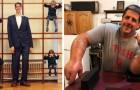 14 Personen, die es aufgrund ihrer kuriosen Eigenschaften verdienen, in das Guinness-Buch der Rekorde aufgenommen zu werden
