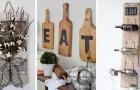 15 décorations murales exquises pour enrichir la cuisine avec des détails charmants