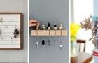 13 projets DIY super créatifs pour réaliser de fantastiques cadres portes-clés pour la maison