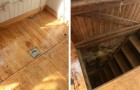 Ontmoetingen met het verleden: 17 keer hebben mensen de vreemdste dingen gevonden die in huis verborgen waren