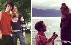 Un ragazzo sul punto di suicidarsi riceve una telefonata dalla sua ex della scuola: i due finiscono per sposarsi