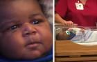 Una donna partorisce un bambino di oltre 6 Kg: è uno dei neonati più