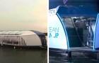 Interceptor, la barca mangia-plastica che con la sua