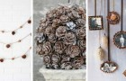 10 idee strepitose per realizzare fantastiche decorazioni fai-da-te con le pigne