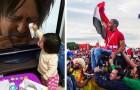 18 fotos repletas de positividade que conseguem restaurar a confiança na bondade do ser humano