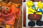 17 Fotos zeugen von den katastrophalen Versuchen derjenigen, die versuchten, ehrgeizige Geburtstagskuchen herzustellen