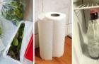 8 utilisations pratiques et alternatives du papier absorbant, idéales pour vous simplifier la vie