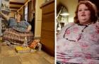 Elle pesait près de 300 kilos, mais avec l'aide des médecins et de ses propres forces, elle a complètement transformé sa vie