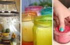 10 trovate super-creative per riciclare i vasetti di vetro degli omogeneizzati