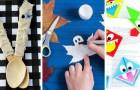 10 lavoretti creativi uno più bello dell'altro da realizzare ad Halloween con i bambini