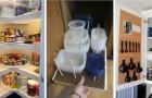 8 dritte per tenere in ordine la cucina in modo efficiente e avere tutto a portata di mano