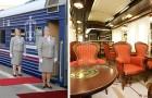 Dieser Zug ist ein Superluxus-Hotel auf Schienen: eine Suite kann über 12.000 Euro kosten