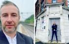 En man köper den bank som 18 år tidigare vägrade ge honom ett lån för att starta sitt företag