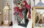 9 idées pour décorer des lanternes enchantées dans l'esprit de Noël