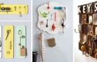 10 idées brillantes pour réaliser des accroche-clés DIY beaux et originaux