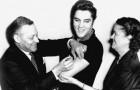 Nel 1956 il governo chiese a Elvis di vaccinarsi in diretta tv contro la polio, per convincere la popolazione