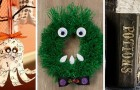 10 décorations simples mais irrésistibles parfaites pour fêter Halloween avec créativité