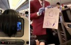 17 des situations les plus absurdes et les plus surréalistes que les passagers ont connues à bord d'un avion