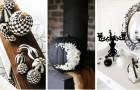 11 decorazioni eleganti e sofisticate per celebrare Halloween in modo chic