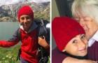 Um menino de 10 anos viaja a pé com seu pai da Itália até a Inglaterra para abraçar a sua avó