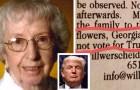 Il curioso necrologio di una nonnina di 93 anni: